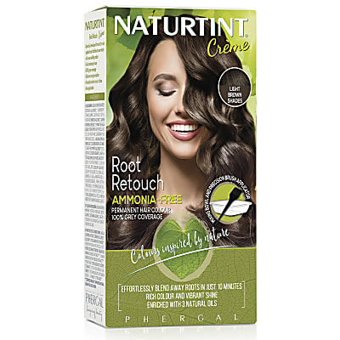 Naturtint Root Retouch Crème Light Brown