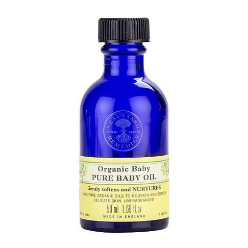 Neal's Yard Remedies Organic Pure Baby Oil
