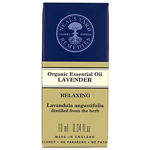 Neal's Yard Remedies Organic Lavender Essential Oil