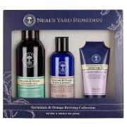 Neal's Yard Remedies Geranium & Orange Gift Set