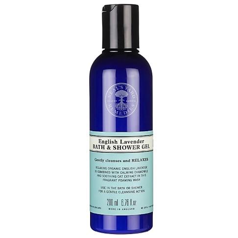 Neal's Yard Remedies English Lavender Shower Gel