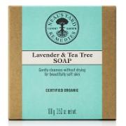 Neal's Yard Remedies Lavender & Tea Tree Organic Soap
