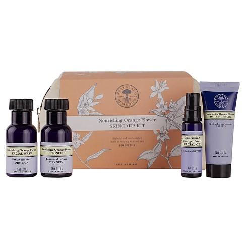 Neal's Yard Remedies Nourishing Orange Flower Skincare Kit