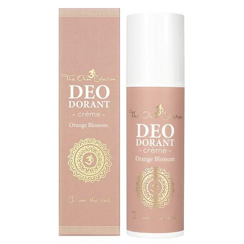 The Ohm Collection Deodorant Creme - Orange Blossom