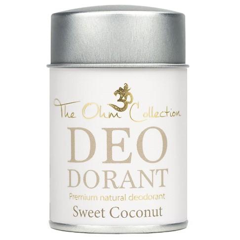 The Ohm Collection Deodorant Powder - Coconut - 50g