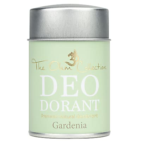 The Ohm Collection Deodorant Powder-  Gardenia - 50g