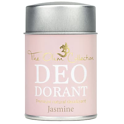 The Ohm Collection Deodorant Powder - Jasmine - 120g