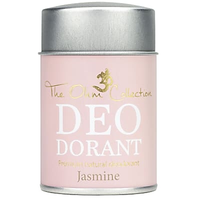 The Ohm Collection Deodorant Powder - Jasmine - 50g