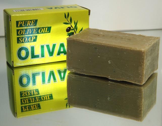 Oliva Natural Olive Oil Soap