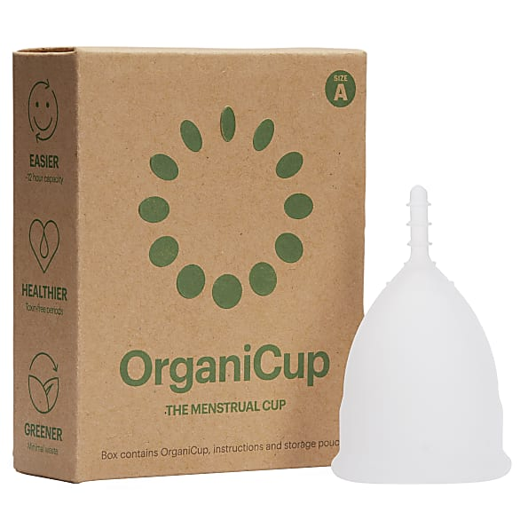 Medical OrganiCup The Menstrual Cup Size A