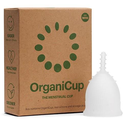 OrganiCup The Menstrual Cup Mini