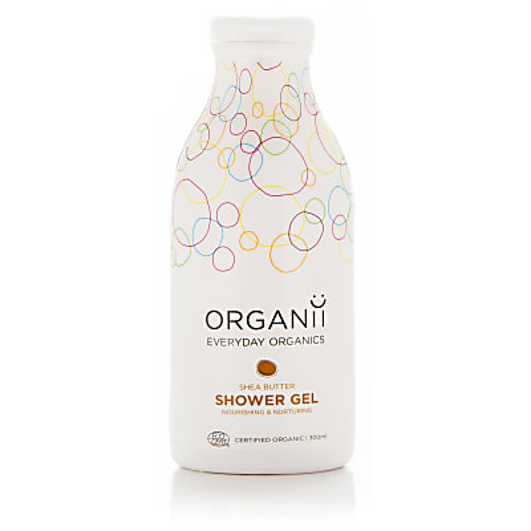 Organii Organic Shea Butter Shower Gel