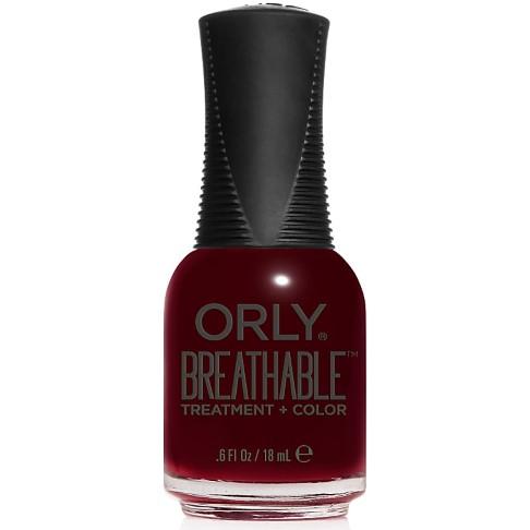 ORLY Breathable Namaste Healthy Nail Varnish