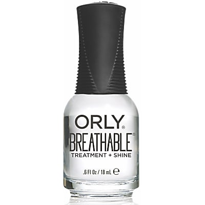 ORLY Breathable Treatment + Shine Nail Varnish