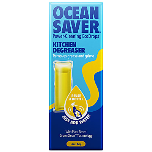 OceanSaver Refill Drop Kitchen Degreaser - Citrus Kelp