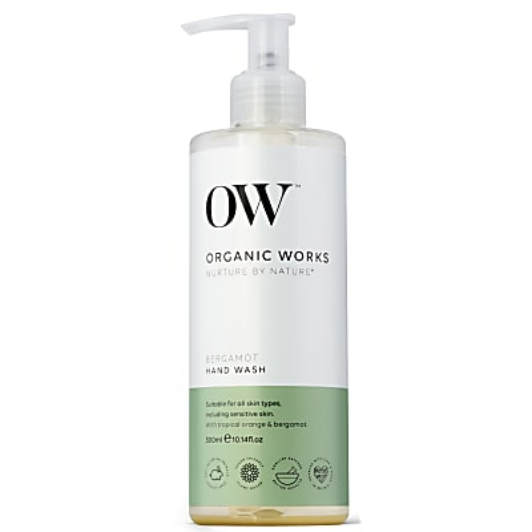 Organic Works Bergamot Hand Wash