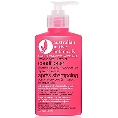 Australian Native Botanicals Conditioner for Coloured/Chemically Treated Hair - 250ml