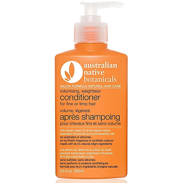 Australian Native Botanicals Conditioner for Fine + Limp hair - 250ml
