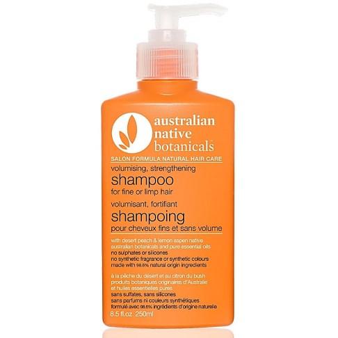 Australian Native Botanicals Shampoo for Fine or Limp Hair