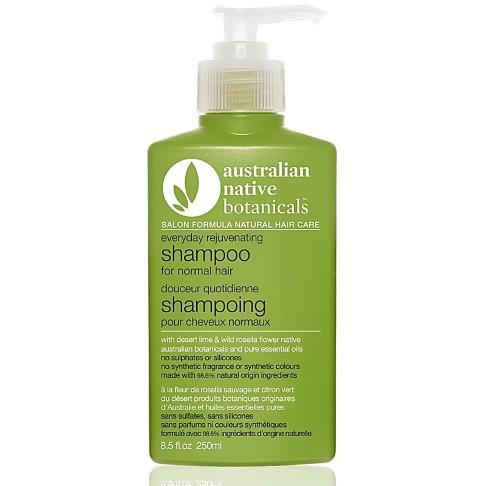 Australian Native Botanicals Shampoo for Normal Hair