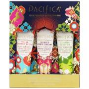 Pacifica Hand Cream Trio Gift Set