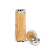 Pandoo Bamboo Thermos Flask 480 ml