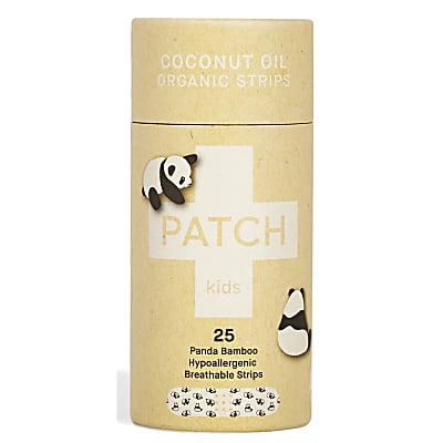 Patch Plastic Free Bamboo Plasters - Coconut Oil for Kids