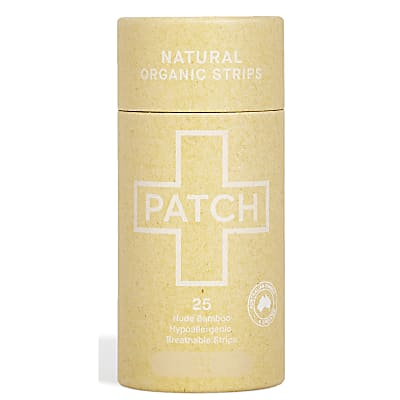 Patch Plastic Free Bamboo Plasters - Natural