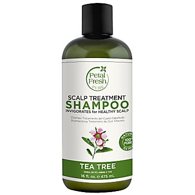 Petal Fresh Tea Tree Scalp Treatment Shampoo