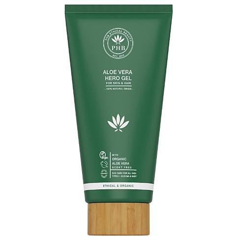 PHB Ethical Beauty Aloe Vera Hero Gel for Skin and Hair