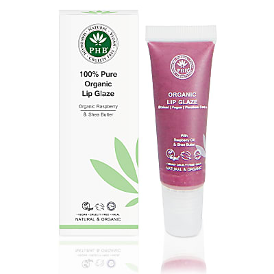 PHB Ethical Beauty 100% Pure Organic Lip Glaze: Mulberry