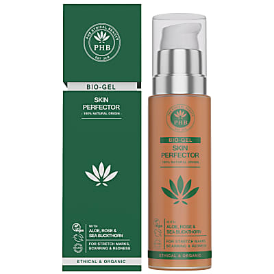 PHB Ethical Beauty Bio Gel: Skin Perfector with Aloe, Rose and Sea Buckthorn