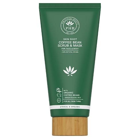 PHB Ethical Beauty Skin Shot: Coffee Bean Scrub & Mask