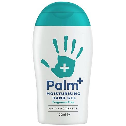 Palm⁺ Fragrance Free Hand Gel