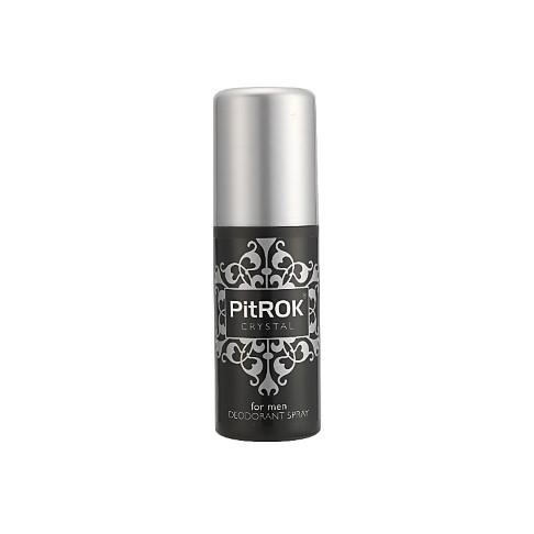 PitRok Fragranced Men's Deodorant Spray