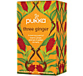 Pukka Three Ginger Tea (20 bags)