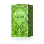 Pukka Organic Three Mint Tea (20 Bags)