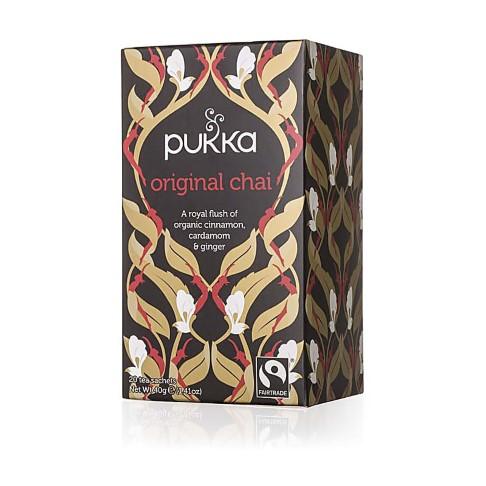 Pukka Organic Vanilla Chai Tea (20 bags)