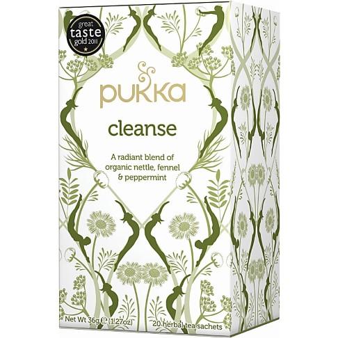 Pukka Organic Cleanse Tea (20 bags)