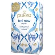 Pukka Feel New Organic Tea (20 bags)