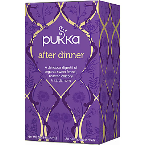 Pukka After Dinner Tea (20 bags)