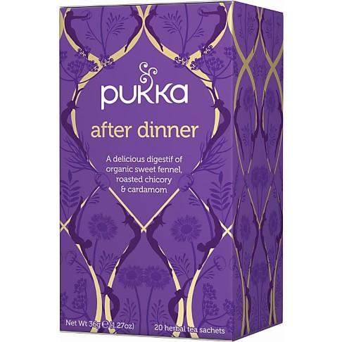 Pukka Organic After Dinner Tea (20 bags)