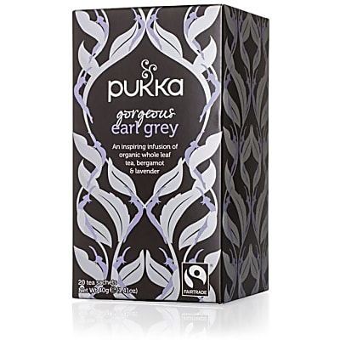 Pukka Organic Gorgeous Earl Grey (20 Bags)