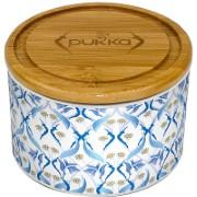 Pukka Feel New Design Ceramic Tea Caddy