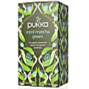 Pukka Organic Mint Matcha Green Tea