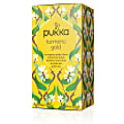 Pukka Organic Turmeric Gold Tea (20 Bags)