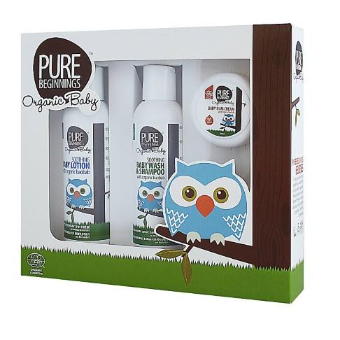 Pure Beginnings Baby Gift Set