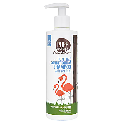 Pure Beginnings Fun Time Conditioning Shampoo with Marula Oil