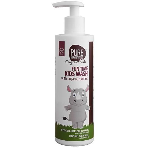 Pure Beginnings Fun Time Kids Wash with Organic Rooibos (250ml)