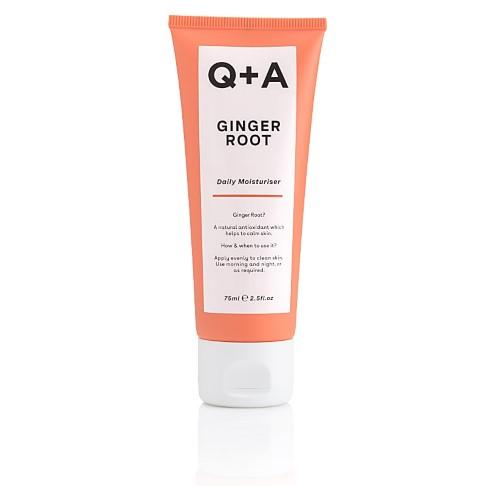 Q+A Ginger Root Daily Moisturiser